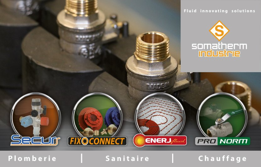 Somatherm industrie - plomberie - sanitaire - chauffage